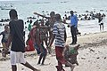 Kids performing at a beach in Mombasa.jpg