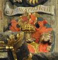 Kiedrich Pfarrkirche Hochaltar Wappen L05.jpg