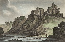 Kilgarran castle