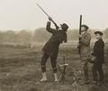 King Manoel II shooting in Windsor Great Park, 1909 (2).png