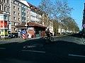 Kiosk und Wasserschaden in der Südvorstadt, Leipzig - panoramio.jpg