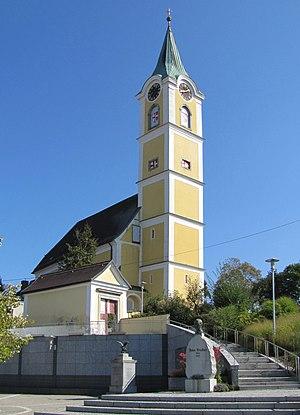 Ansfelden - Church Ansfelden