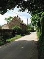 Kirkgate Street past Rose Cottage - geograph.org.uk - 833096.jpg