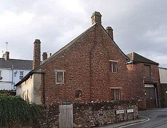 Kirkham House - Image: Kirkham House, Paignton geograph.org.uk 622635
