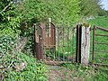 Kissing gate, Old Dilton - geograph.org.uk - 1282821.jpg