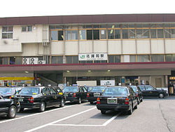 東口(2005年5月28日)