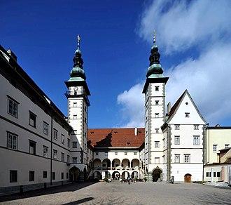 Duchy of Carinthia - Klagenfurt Landhaus