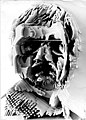 Klaus Kammerichs Selbstportrait 1974 Skulptur.jpg