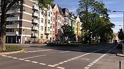 Klever Straße in Düsseldorf