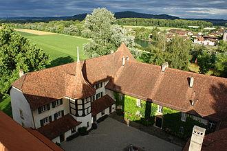 Orpund - Gottstatt Monastery grounds