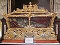 Kloster Sedletz Reliquie.JPG