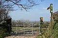 Knowstone, the Two Moors Way - geograph.org.uk - 393666.jpg