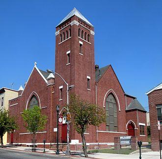 Kearny, New Jersey - Knox Presbyterian Church