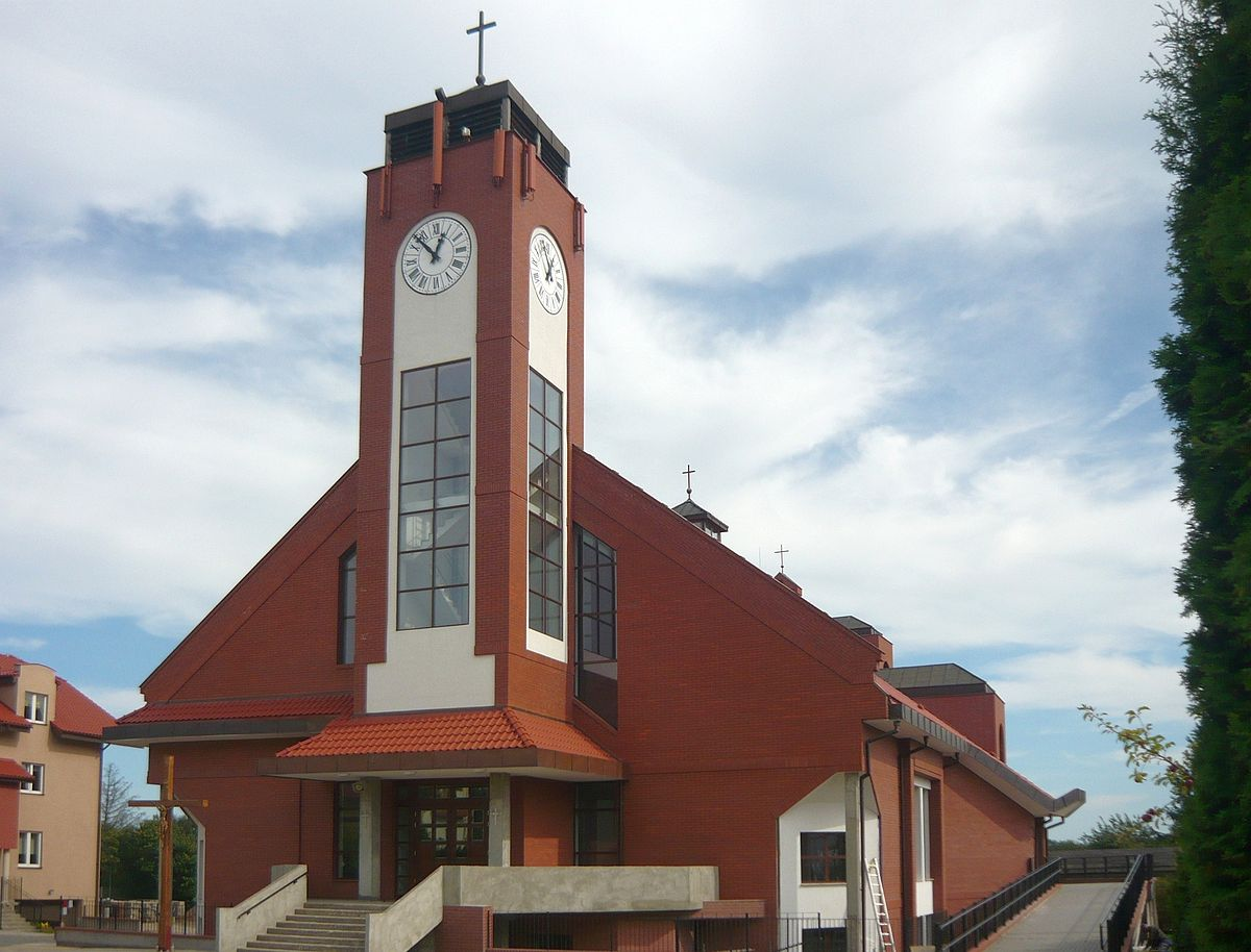 Parafia św. Jadwigi K...