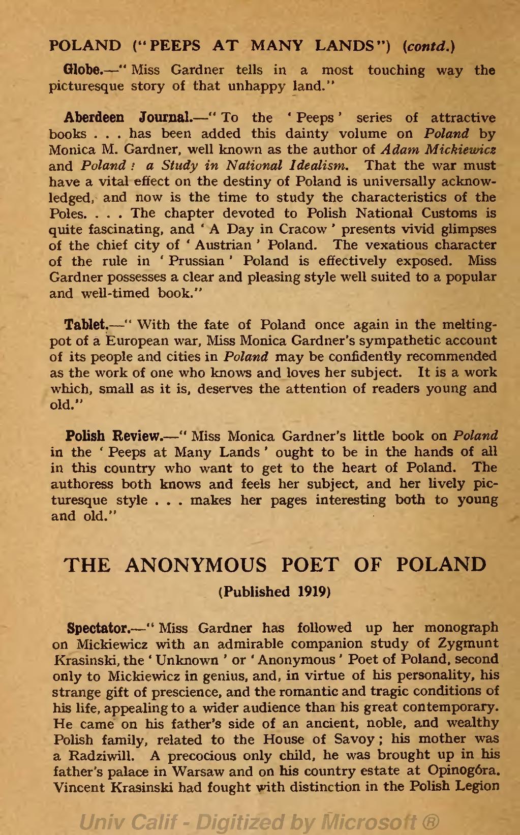 Page:Kościuszko A Biography by Monika M Gardner djvu/10