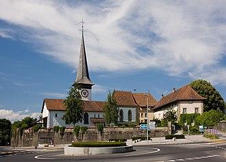 Köniz - Image: Koeniz Schloss
