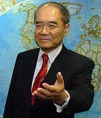 Koichiro Matsuura (UNESCO) (2)- presidenciagovar- 29MAR07.jpg
