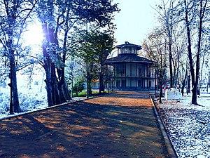 Rasht - Bigler Beigi Pavilion (Qajar dynasty)