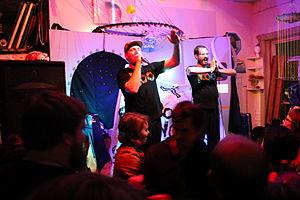 Koo Koo Kanga Roo - Image: Koo Koo Kanga Roo takes the stage