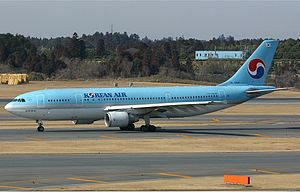 Korean Air Airbus A300 Spijkers.jpg
