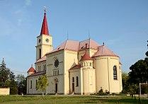 Kostel Všech svatých - Ořechov.JPG
