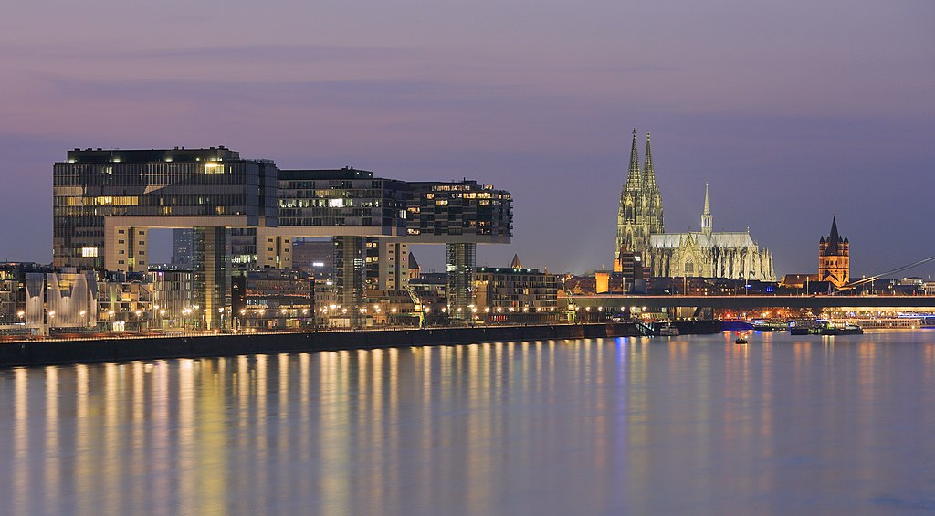 Kranhäuser Cologne, April 2018 -01.jpg