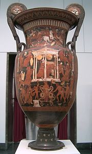 Krater by the Underworld Painter Staatliche Antikensammlungen Munich 1.jpg