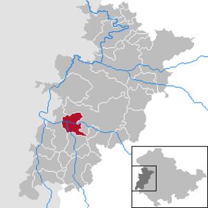 Krayenberggemeinde - Image: Krayenberggemeinde in WAK