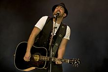 Kristian Bush at Ramstein Air Base, Germany.jpg