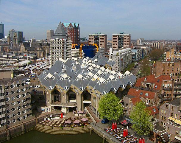 Предприниматель Роб Лагендейк хочет сделать Роттердам новой столицей Нидерландов
