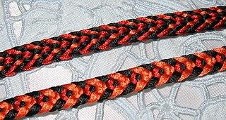 braid-making technique of Japan