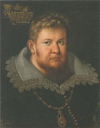 Christian II, Elector of Saxony - Image: Kurfürst Christian II. von Sachsen (Porträt)