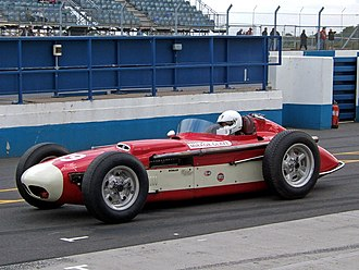 Roadster (automobile) - 1957 Kurtis Indy roadster