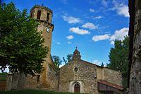 L'église et le donjon-clocher de Tourtouse (Ariège).jpg
