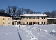 långholmens folkhögskola lusthuset