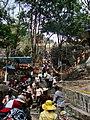 Lối lên chùa Bà, KDL Núi Bà Đen.JPG
