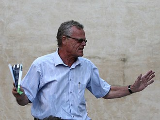 National Police Commissioner (Sweden) - Björn Eriksson, former National Police Commissioner and President of Interpol, here pictured in 2009.