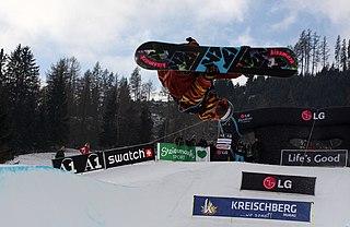 Ilkka-Eemeli Laari Finnish snowboarder