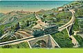 LL 12 - LA TURBIE - Chemin de fer à crémaillère de Monte-Carlo - Le Grand Cintre.JPG