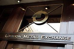 Лондонська біржа металів