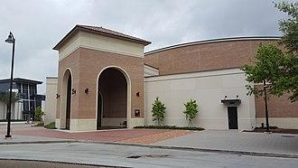 LSU Gymnastics Training Facility - LSU Gymnastics Training Facility