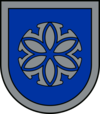 Coat of arms of Riebiņi Municipality