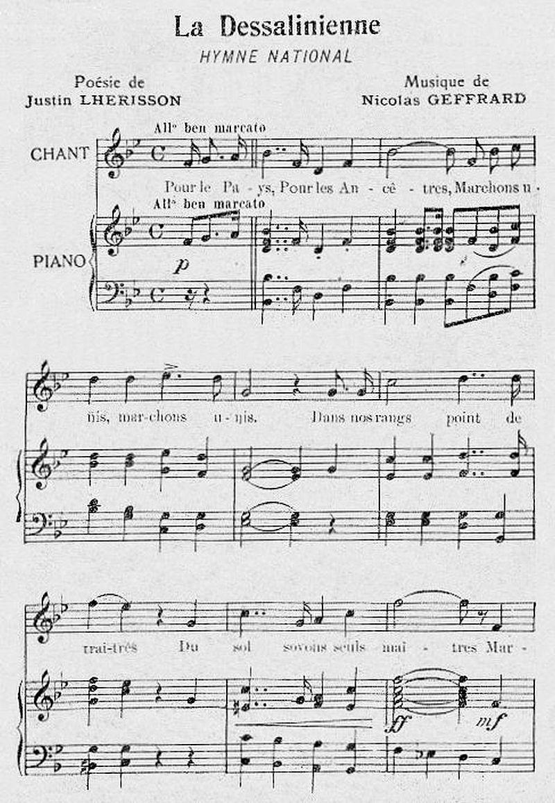 La Dessalinienne - Hymne National.jpg
