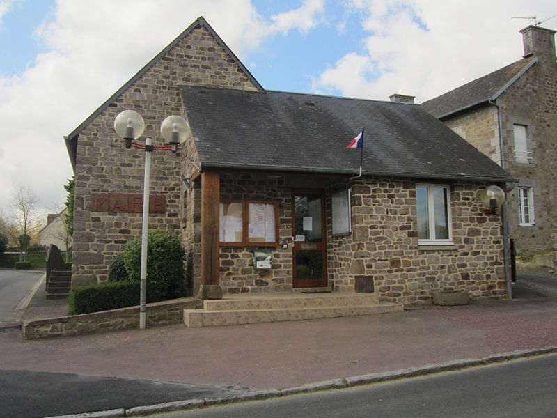 La Lande-d'Airou, Manche