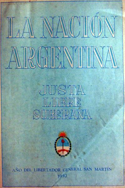 File:La Nación Argentina. Justa, libre, soberana. Tercera edición.pdf