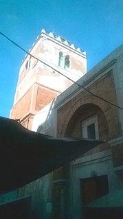 Harmel Mosque mosque in Tunisia
