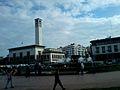 La plus belle place de Casablanca - Place Mohamed V -,Fontaine aux pigeons.jpg