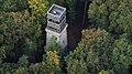 Laacher See, Lydiaturm, Luftaufnahme (2014).jpg