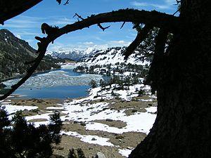 Lac d'Aumar - Image: Lac d'Aumar