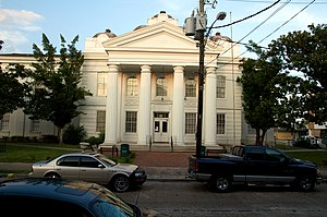 Lafourche Parish, Louisiana - Image: Lafourche Parish Courthouse